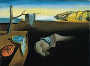 "Salvador Dalí ""The Persistence of Memory"""